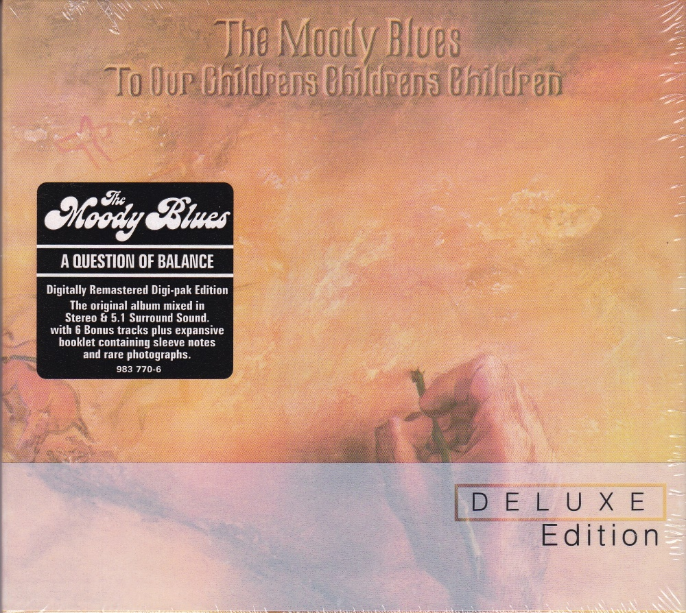 The Moody Blues / To Our Children's Children's Children (Deluxe Edition Remastered + Bonus Tracks) [Hybrid Multichannel / Stereo 2 X SACD-DSD] в интернет магазине CD Good