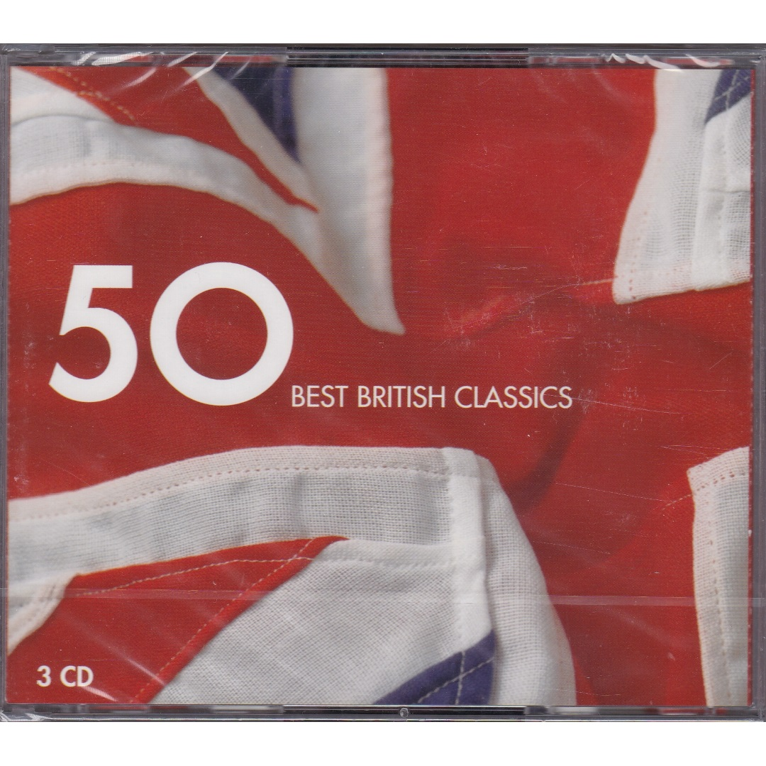 50 Best British Classics (Deluxe edition) [3 X CD-Audio] в интернет магазине CD Good