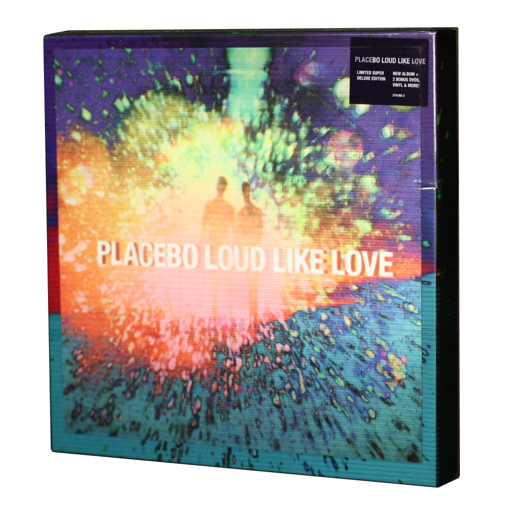 Placebo / Loud Like Love (Limited Edition, Super Deluxe Edition, CD-Audio, 2 X DVD, 3 X Vinyl) [BOX SET] в интернет магазине CD Good