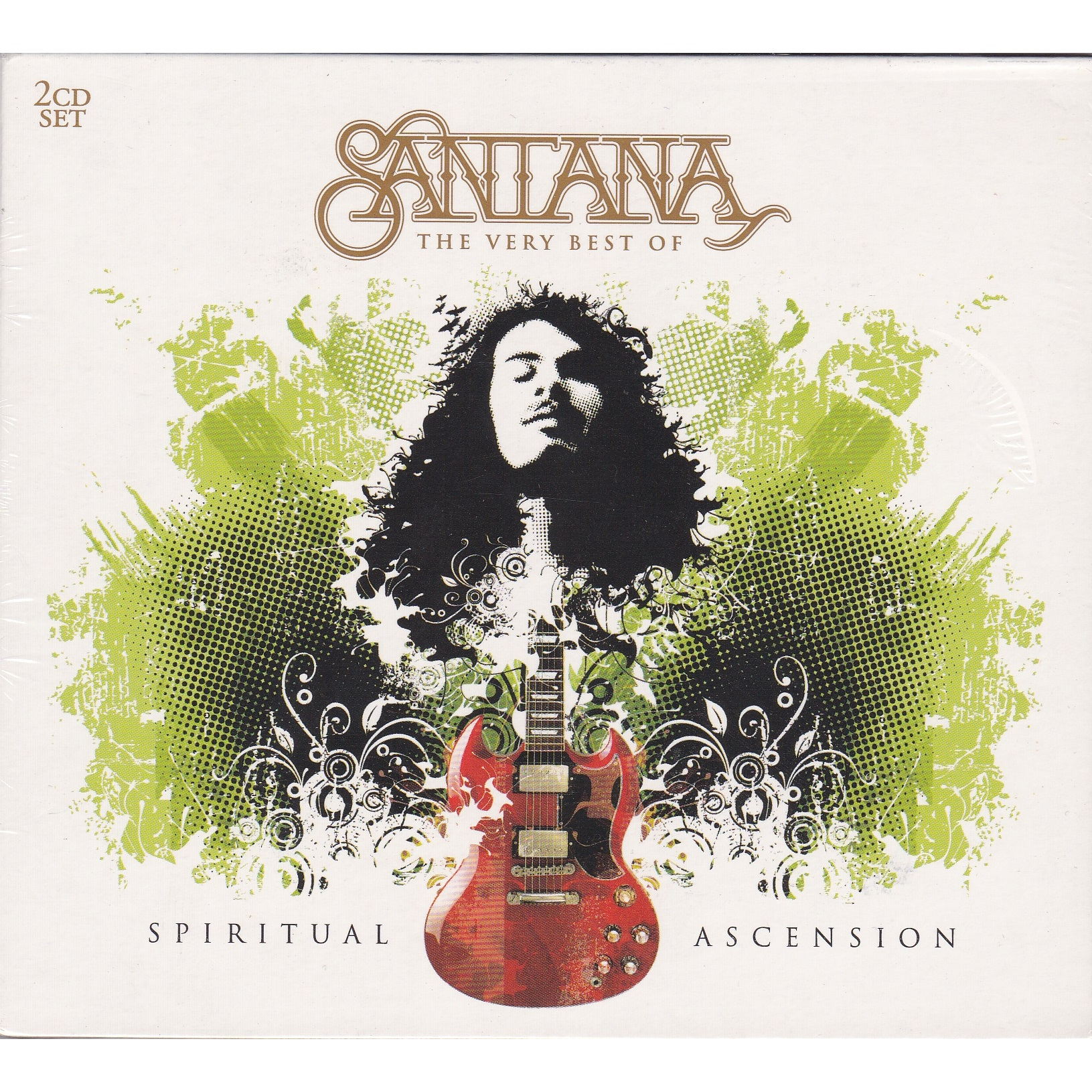 Santana / Spiritual Ascension - Best Of (Deluxe Edition) [2 X CD-Audio] в интернет магазине CD Good