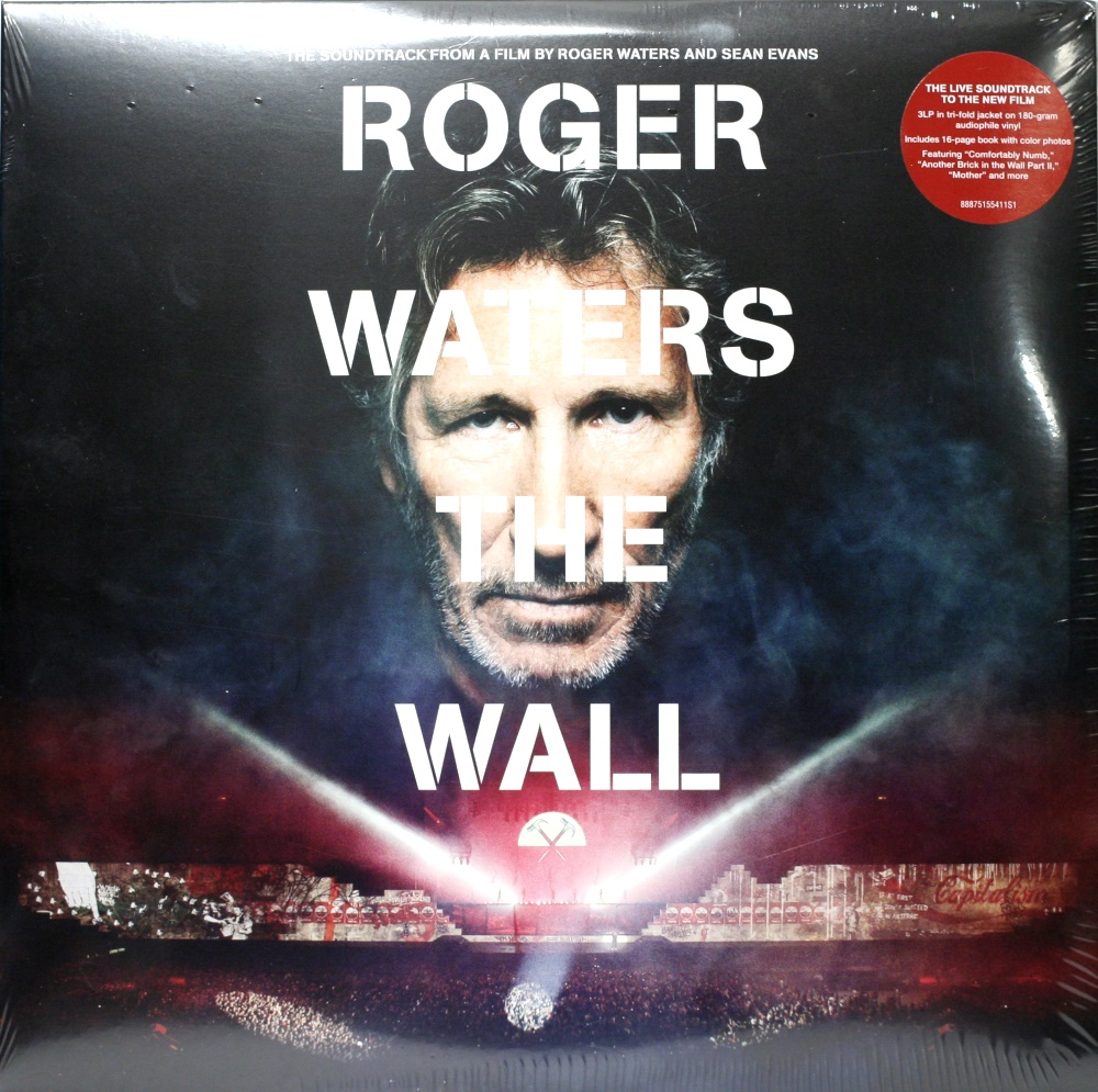 Roger Waters / The Wall (Deluxe Edition, Audiophile vinyl) [3 X 180g LP] в интернет магазине CD Good